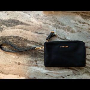 Calvin Klein Wristlet